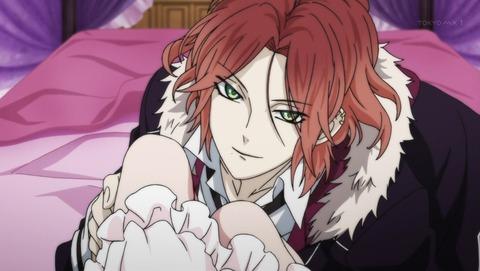 【DIABOLIK LOVERS 2期】第9話 感想 ユイちゃんに反撃のチャンス日到来か!【MORE,BLOOD】