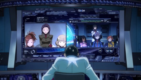 【キャプテン・アース】第22話 感想 フラグのミルクレープ