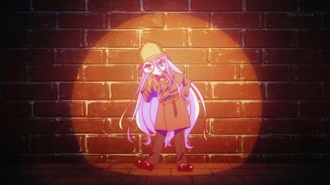 【ノーゲーム・ノーライフ】第8話 感想 振り返り…トリハダ回、原作者脚本やっぱ凄ぇっす…【ノゲノラ画像まとめ】