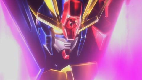 【ガンダムビルドファイターズトライ】第22話 感想 ガンダムって地面から剣生えたっけ!?【BFT】
