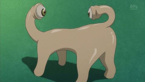 【寄生獣 セイの格率】第4話 感想…ミギー犬!?きもかわ…いやキモグロイイ…