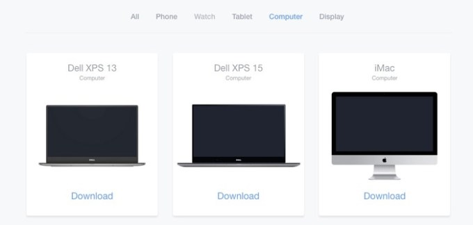 Facebook-Design-Computer