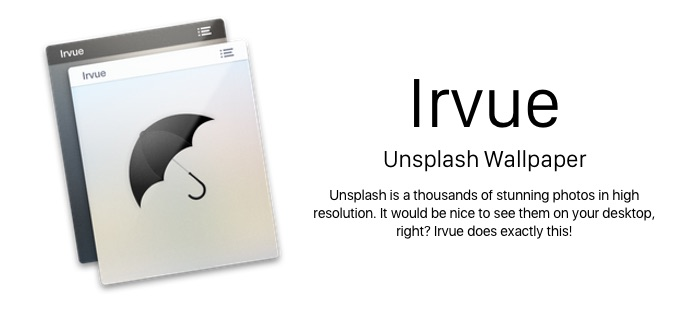 Irvue-Unsplash-Wallpaper-Hero