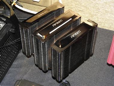 マジで団地!Antecが空冷CPUクーラーを準備中