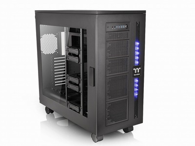 Thermaltake、「Core W100」&「Core P100」登場