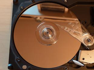 4テラハードディスクフォーマットしてんだが