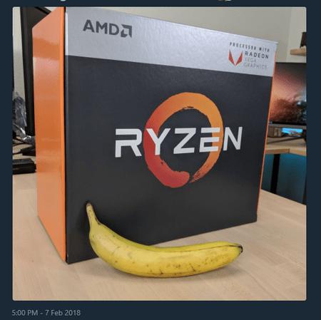 AMD最新APU「Ryzen 2000G」シリーズのレビュワーズキット開封の儀が始まる