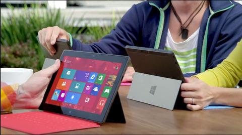 マイクロソフト 「助けて!新タブレット端末『Surface』が売れないの!なんでお前ら買わないの?」