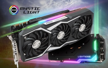 選別チップを採用のOC向けハイエンドグラフィックスカード「GeForce GTX 1080 Ti Lightning X」が登場