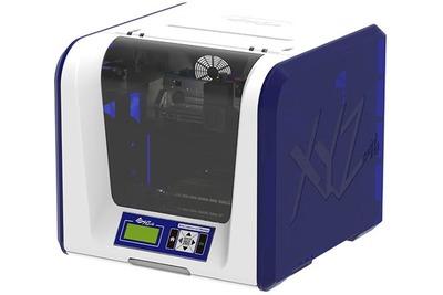 3D「プリンター」はもう古い 小さな3D複合機「ダヴィンチ Jr. 1.0 3in1」登場、スキャン、レーザー刻印も可能