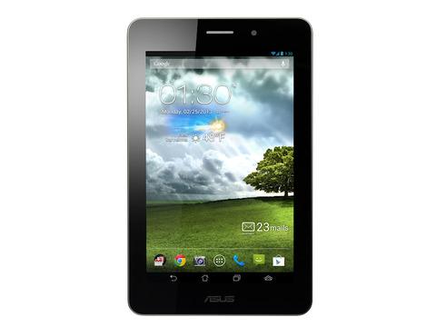 ASUS(エイスース)が通話可能なSIMフリー7型タブレット「Fonepad ME371MG」を発売