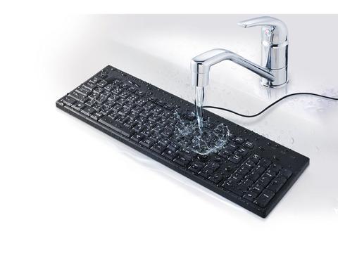 キーボードの掃除してる?水で洗えるキーボード「BSKBU12BK」