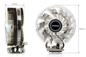 Zalman、120mmのPWMファンを搭載したCPUクーラー「CNPS9800 MAX」
