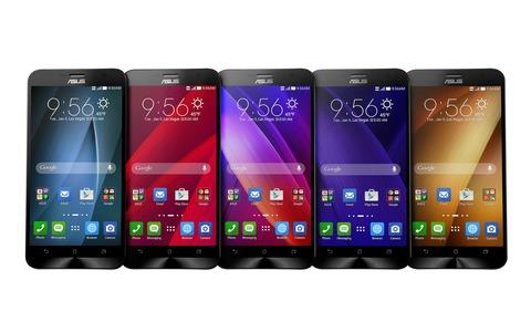 ASUS、Zenfone 2を正式発表…4GB RAM搭載
