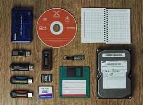 PCのデータバックアップにUSBメモリってあり?
