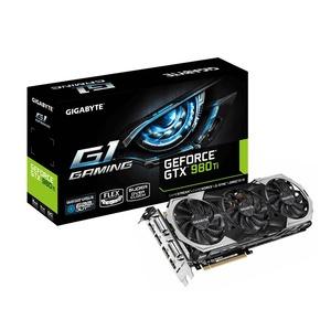GIGABYTEからオリジナル3連ファン搭載の「GeForce GTX 980 Ti Gaming G1」が発売