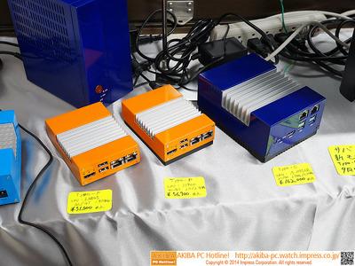 小型ファンレスPC「サバ太郎」の新モデルが登場