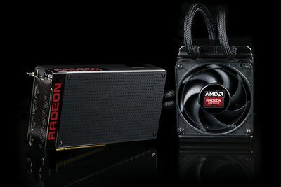 AMDのハイエンドGPU「Radeon R9 Fury X」が発売開始