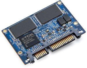TDK、記憶媒体SSDの新製品「SHG4A」シリーズを量産---読み出し速度2倍、容量は4倍に