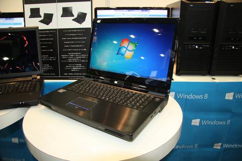 サードウェーブ、究極のゲーミングノートPC「GM680」を発表
