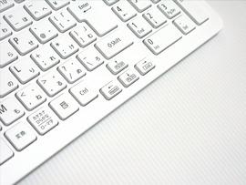 パソコンのエンターキーって普通強く押すよな。