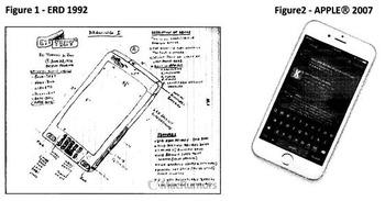 「Appleより15年以上前にiPhoneを発明した」と主張する男性がAppleを提訴、賠償金は1兆円オーバー