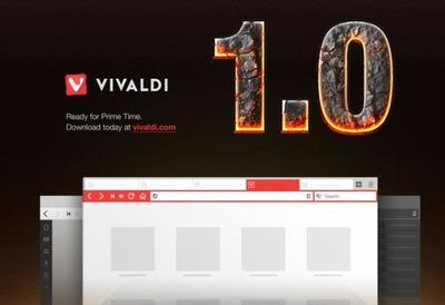 Operaの元CEOが開発したブラウザー「Vivaldi」がついに「1.0」に正式公開