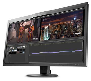 EIZO、正方形ディスプレイ「FlexScan EV2730Q」と 4K対応31.1型カラーマネージメント液晶「ColorEdge CG318-4K」を発表
