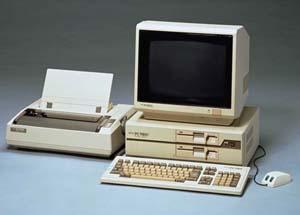 PC-9801の思い出話