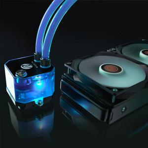 RAIJINTEK、冷却液の交換ができるオールインワン水冷CPUクーラー「TRITON」