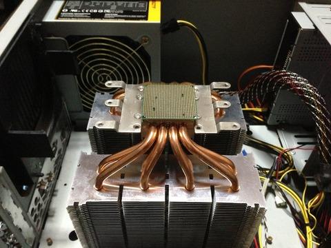 【CPUクーラー外したら】気温はほんと偉大だな【CPUも(・∀・)スッポン!】