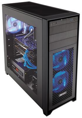 CORSAIR、エアフロー型に改良したPCケース「Obsidian Series 750D Airflow Edition」を発売