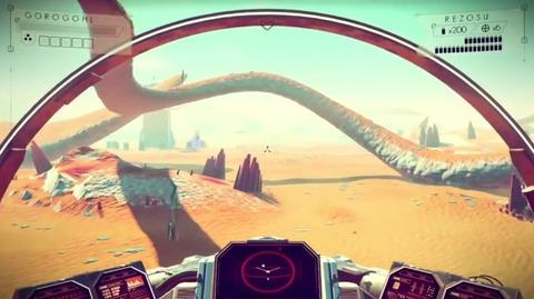 最短クリアに5850億年かかるゲーム「No Man's Sky」が登場 18京個以上の惑星が登場する広大な宇宙探索ゲーム