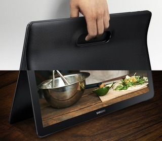 サムスン、18.4インチの超大型タブレット「Galaxy View」を発表