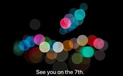 米Apple 日本時間8日AM2時から発表会 iPhone7が防水 おサイフ対応 256GB Storage等大幅アップデートか