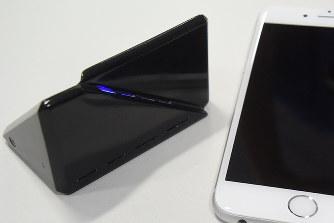 Cerevo ドコモと協業 SIMカード4枚を抜き挿しせず切り替えるデバイス開発