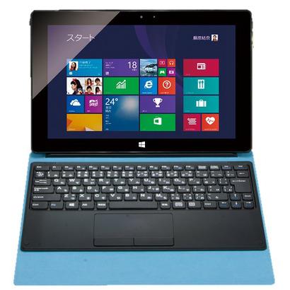 イオン、Windows8.1搭載10.1インチタブレットと格安SIMのセット販売をすると発表