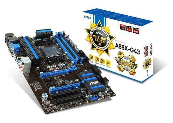 MSI-A88X-G43