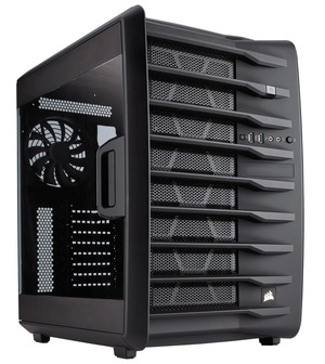Corsair、キューブ型PCケース「Carbide Series Air 740」