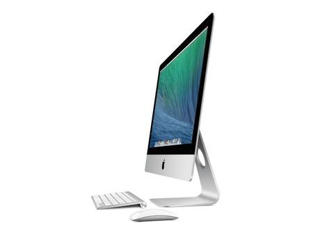 アップル、「iMac」にエントリーモデルを追加
