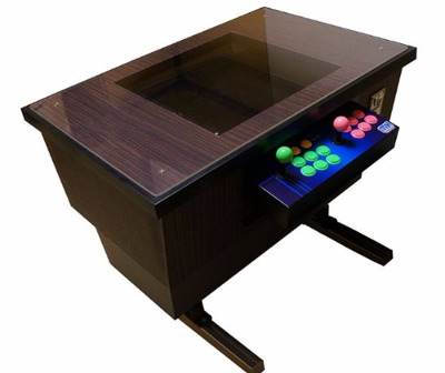 懐かしいテーブル形ゲーム筐体を段ボールで再現「げーむぼっち」発売