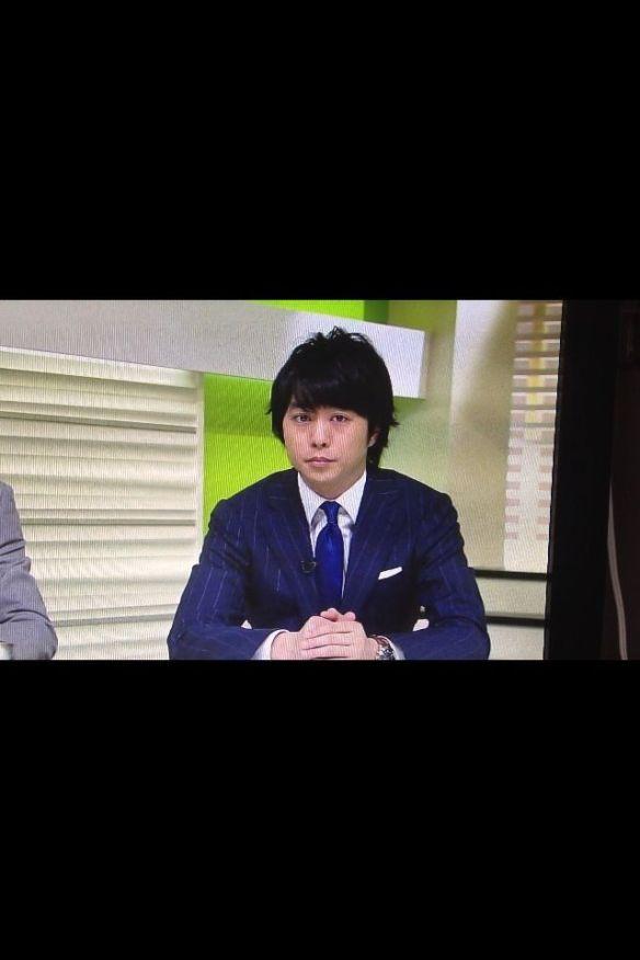 【画像】 嵐の櫻井翔くんがおっさん太りしていると話題に