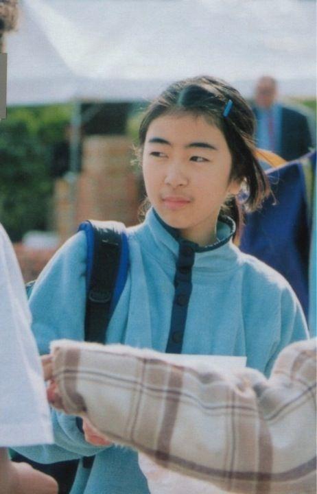 【画像】宇多田ヒカルの中学時代wwwwwwwww