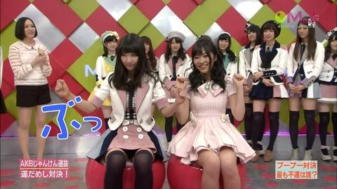 【画像・動画】指原莉乃(20) NHKで大股開き、放送事故
