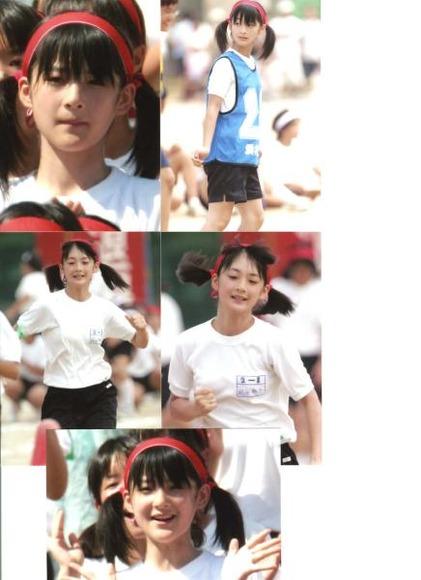【画像】ももちこと嗣永桃子の中学時代wwwwwwwww
