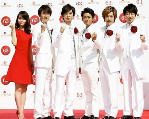 「第63回NHK紅白歌合戦」 全曲目発表