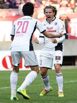 フォルランJ初ゴールで公式戦2戦連発でC大阪が快勝!J史上初の無観客試合、浦和×清水は1‐1ドロー