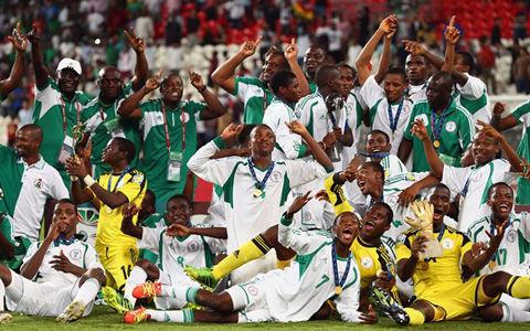 U-17W杯決勝 ナイジェリア、史上最多4度目V!メキシコにイヘアナチョら3発快勝