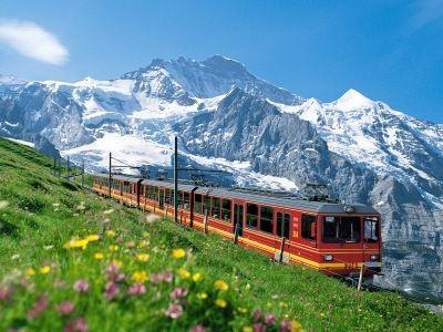 スイス観光