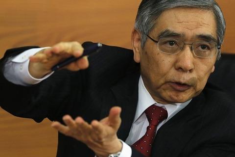 日本銀行が物価見通しを引き下げ